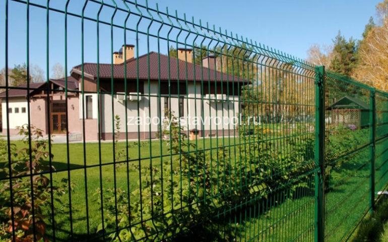 3д забор в Ставрополе